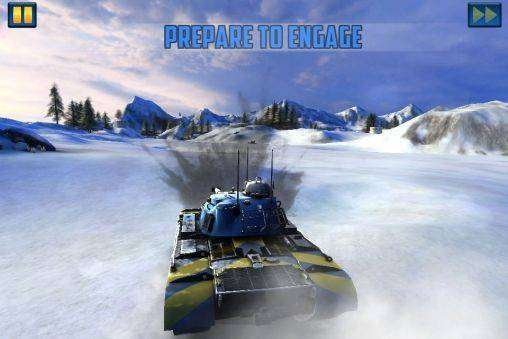 Boom! Tanks MOD APK Android Free Download