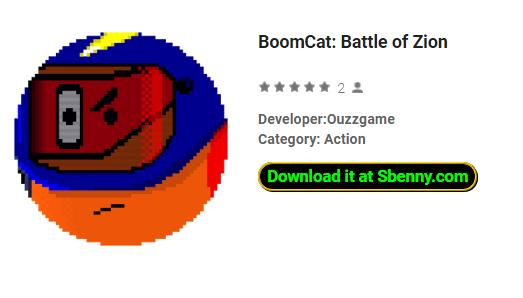 boomcat batalla de zion