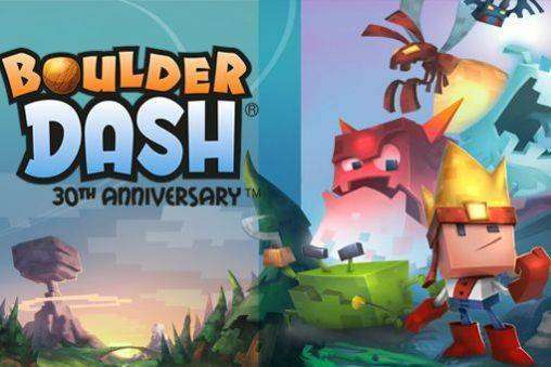 Boulder Dash-30th Anniversario