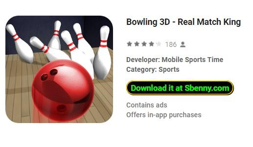 bowling king mod apk unlimited money