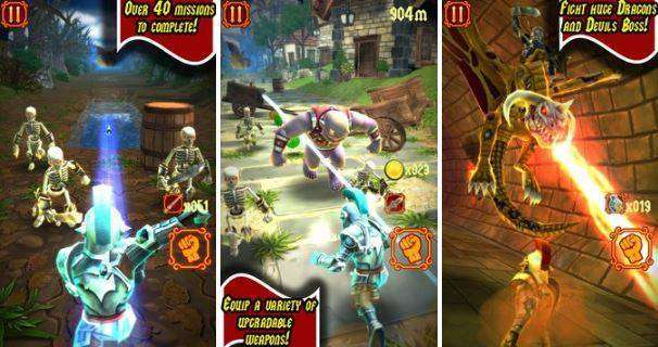 Brave Knight Rush MOD APK Android Free Download