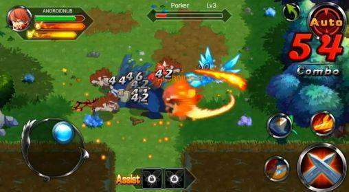 Brave Trials MOD APK Android Game Free Download