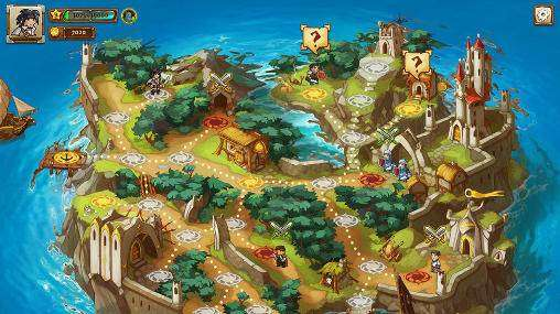Braveland Pirate Full APK Android Game Free Download