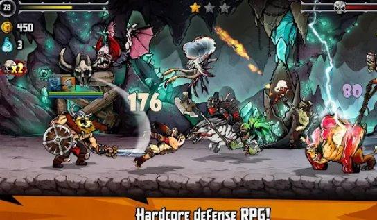 bravium hero verteidigung rpg APK Android