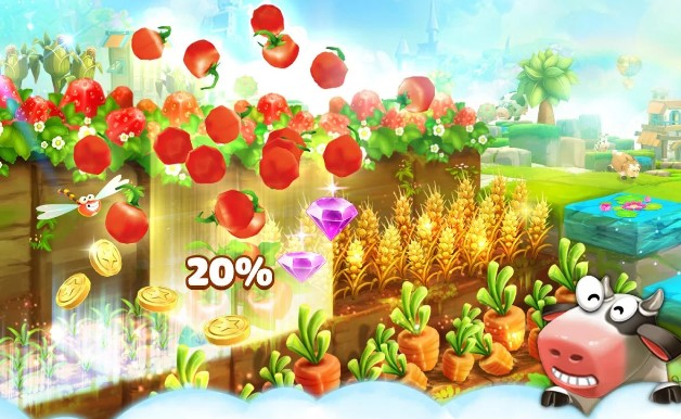 animal de fazenda Farm APK Android