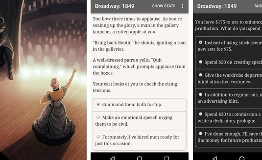 Broadway 1849 APK Android