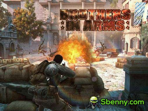 Brothers in Arms 3 Unlimited Money MOD APK Free Download