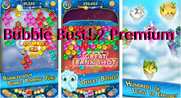 Bubble Bust! - Bubble Shooter 1.061 Update