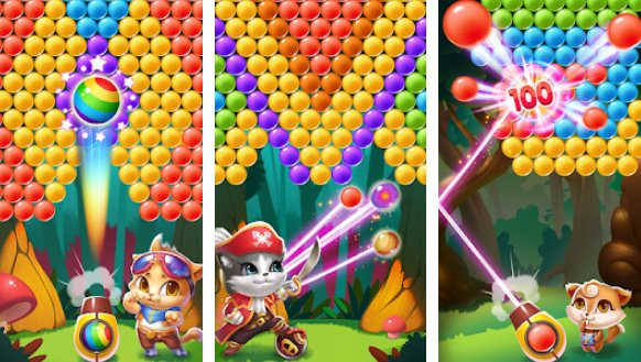 bubble cat 3 APK Android