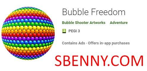 libertad de burbuja