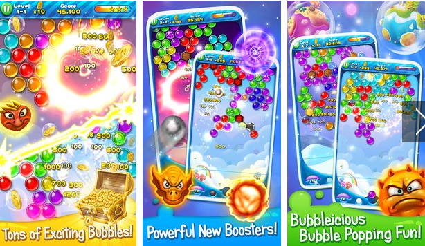 bubble shooter 2 APK Android