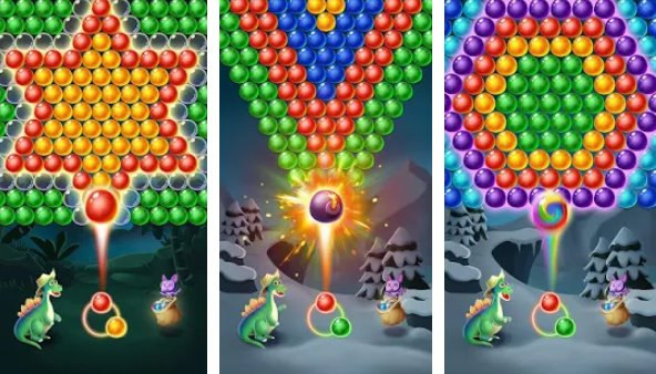 bubble shooter free bubble games APK Android