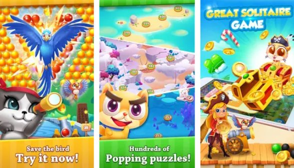 Bubble Shooter Pirate APK Android
