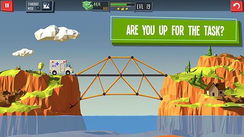 Build a bridge! | nintendo switch download software | games | nintendo.