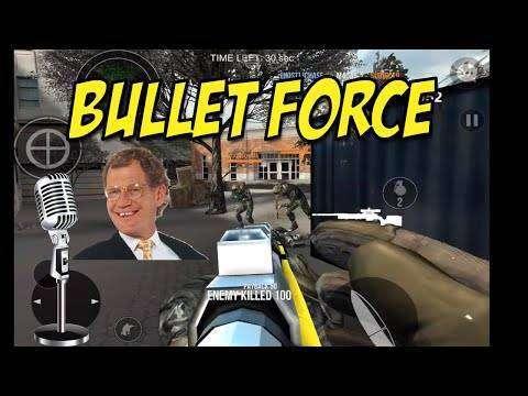 força de bala