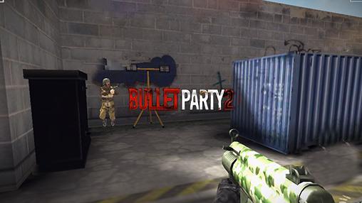 bullet party cs 2 gehen Streik