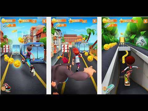 Bus Rush MOD APK Android Game Free Download