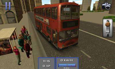 Bus Simulator 3D MOD APK Android Game Free Download