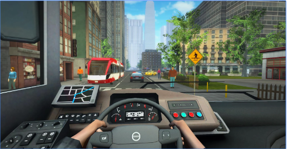 Bus Simulator PRO 2017 MOD APK Android Free Download