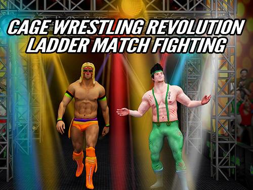 Cage Wrestling Revolution Leiter Match Kampf