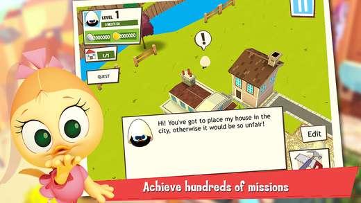 Calimero Dorf APK MOD Android Spiel kostenlos heruntergeladen werden