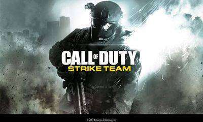 call of duty strike team apk obb free download