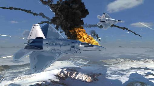 appel de la guerre aérienne infinie APK Android