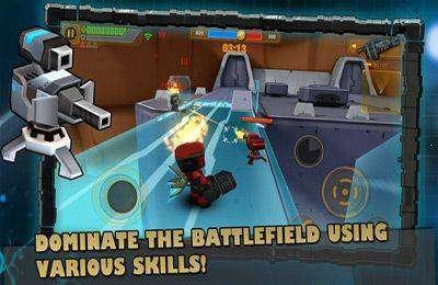 Llamada de Mini Infinity APK MOD Android Descarga gratuita juego