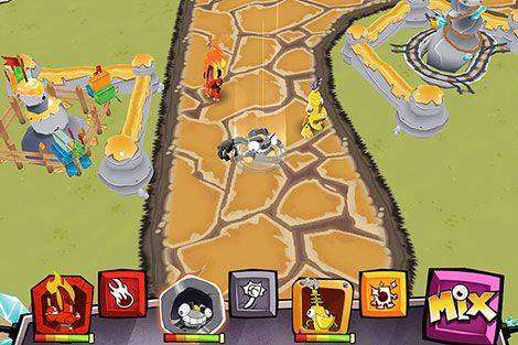 Calling All DATI Mixels Android APK +