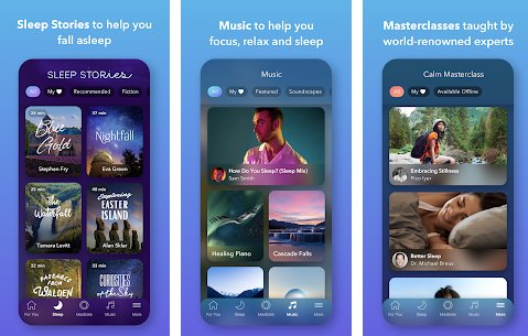 calm meditate sleep, relax APK Android