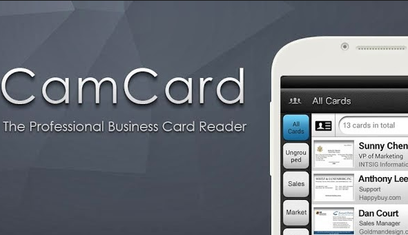 Camcard business card reader apk for android download camcard business card reader reheart Choice Image