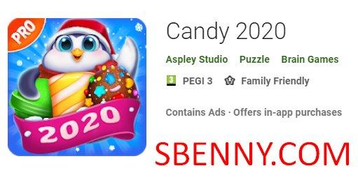 конфеты 2020