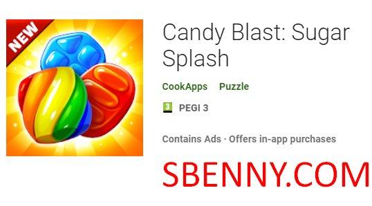 Candy Blast: Sugar Splash + MOD