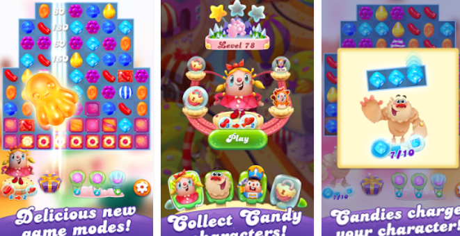 Candy Crush Friends saga APK Android