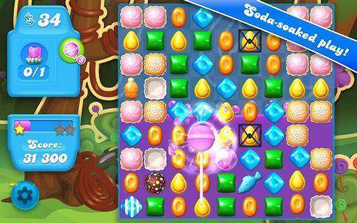Candy Crush: Soda Saga APK MOD Android Free Download