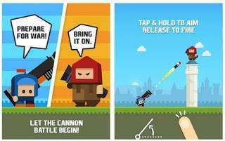 Cannon Hero Must Die MOD APK Android Game Free Download