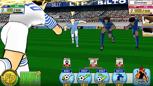 Captain Tsubasa: Download gratuito di Dream Team MOD APK
