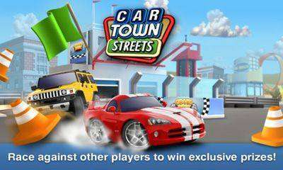Download Android Apk Game Car Town Streets Mod