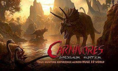hd carnívoros dinosaurio cazador