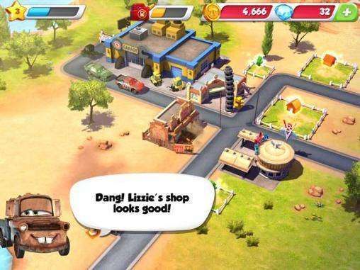 Cars: Fast as Lightning MOD APK Android Game Free Download