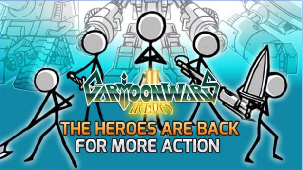cartoon wars 3 hack 2018