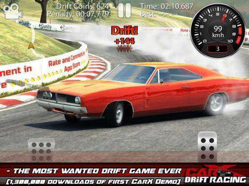 CarX Drift Racing MOD APK Android Full Game Free Download