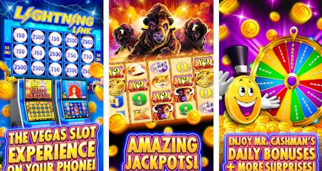 Cashman casino free slots machines u Vegas logħob APK Android