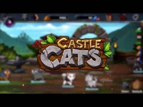 🎮 MOD APK - Castle Cats: Idle Hero RPG v2 3 4 Unlimited Money