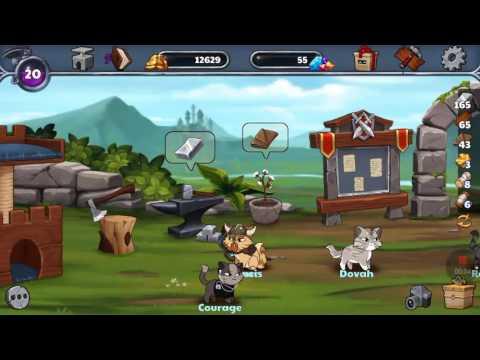 Castle Cats MOD APK għall-Android Free Download