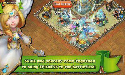 Castle Clash APK Android Game Free Download
