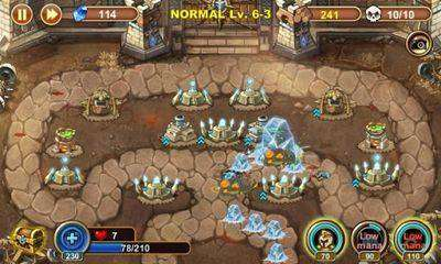 Castle Defense MOD APK Android Game Free Download