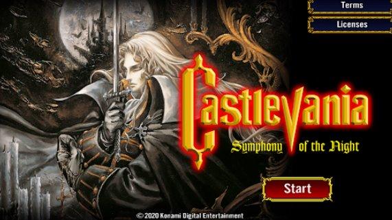 Sinfonija ta 'castlevania tal-lejl