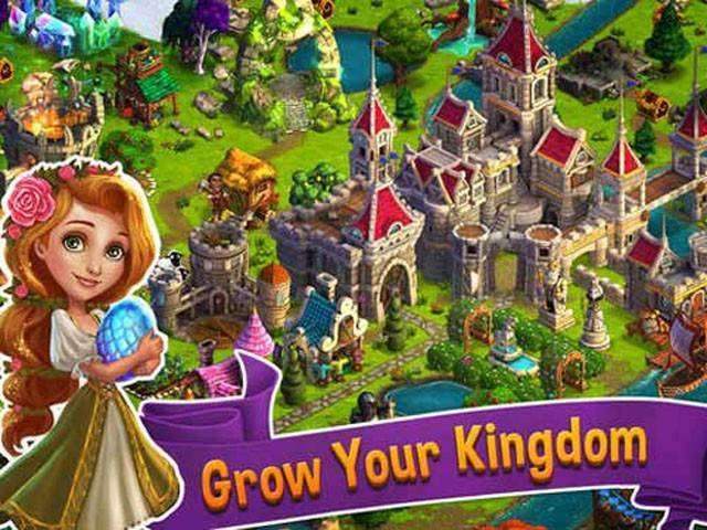 CastleVille Legends MOD APK Android Game Free Download