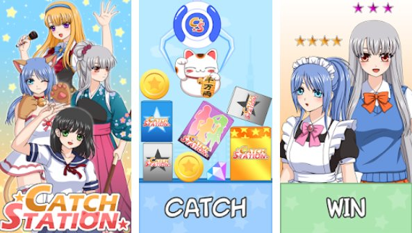 Catch Station Free Shopping MOD APK Download